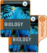 IB Biology Print and Online Course Book Pack 2014 Edition: Oxford IB Diploma Programme