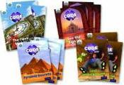 Project X Code Extra: Purple Book Band, Oxford Level 8: Wonders of the World and Pyramid Peril: Wonders of the World and Pyramid Peril, Class Pack of 12 Level 8