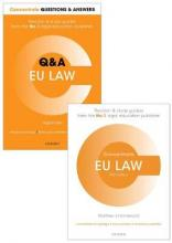 EU Law Revision Pack 2016