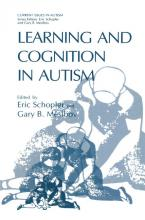 Learning and Cognition in Autism