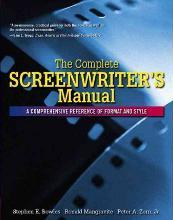 The Complete Screenwriter's Manual