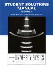 Student Solutions Manual for Essential University Physics: Volume 1