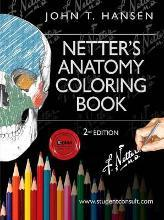 Netter's Anatomy Coloring Book