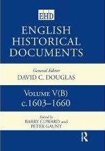 English Historical Documents, 1603-1660