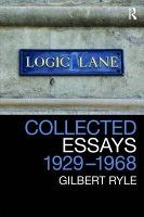 Collected Essays 1929 - 1968: Volume 2