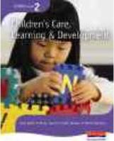 NVQ Level 2 Children's Care, Learning and Development: Candidate Handbook