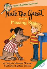 Nate the Great and the Missing Key
