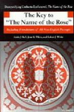 """The Key to the """"Name of the Rose"""""""