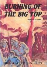 Burning of the Big Top