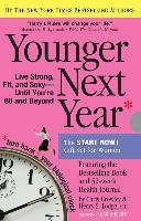 Younger Next Year the Book and Journal Gift Set for Women