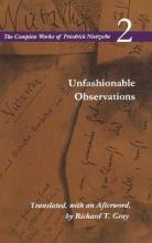 The Unfashionable Observations: Volume 2