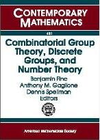 Combinatorial Group Theory, Discrete Groups, and Number Theory