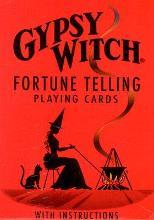Gypsy Witch Fortune Telling Playing Cards