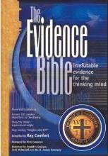 Evidence Bible-OE-Easy Reading Comfortable