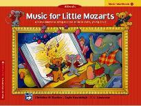 Music for Little Mozarts Music Workbook, Bk 1