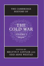 The Cambridge History of the Cold War: Volume 1