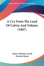 A Cry from the Land of Calvin and Voltaire (1887)