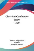 Christian Conference Essays (1900)