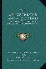 The Law of Theatres and Music Halls