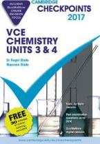 Cambridge Checkpoints VCE Chemistry Units 3 and 4 2017 and Quiz Me More