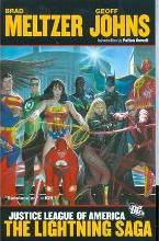 Justice League of America Lightning Saga