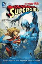 Supergirl: Girl in the World Volume 2