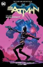 Batman: Superheavy Vol 8