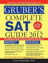 Gruber's Complete SAT Guide 2012