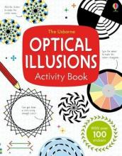 Optical Illusions Activity Book