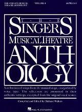 The Singer's Musical Theatre Anthology: Soprano Volume 4