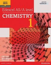 Edexcel AS/A Level Chemistry Student Book 1 + Activebook: Student book 1