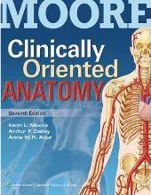Moore Clinically Oriented Anatomy 7e Text & Moore's Clinical Anatomy Review, Powered by Prepu Package