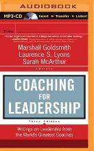 Coaching for Leadership