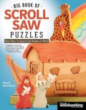 Big Book of Scroll Saw Puzzles