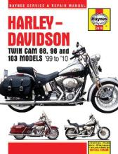 Harley Davidson Twin Cam 88, 96 & 103 Service and Repair Manual