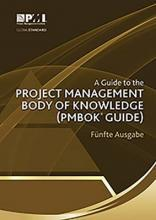 A Guide to the Project Management Body of Knowledge (PMBOK Guide)