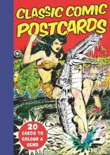 Classic Comic Postcards