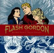 Flash Gordon Dailies: Dan Barry: The Lost Continent Volume 2