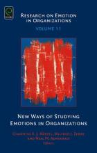 New Ways of Studying Emotion in Organizations