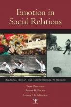 Emotion in Social Context