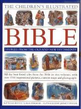 The Children's Illustrated Bible Stories from the Old and New Testaments