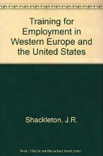 Training for Employment in Western Europe and the United States