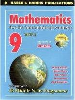 Mathematics for the International Student Year 9 IB MYP 4