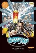 The Tempest the Graphic Novel: Original Text