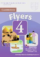 Cambridge Young Learners English Tests. Flyers 4. Student's Book