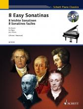 Eight Easy Sonatinas - from Clementi to Beethoven