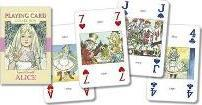 Alice Playing cards: 52 full colour playing cards