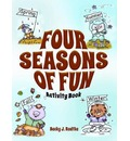 Four Seasons of Fun Activity Book  Dover Fun and Games for Children   Paperba...