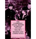 The Cambridge Social History of Britain, 1750-1950: Regions and Communities v.1