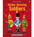 Sticker Dressing Soldiers